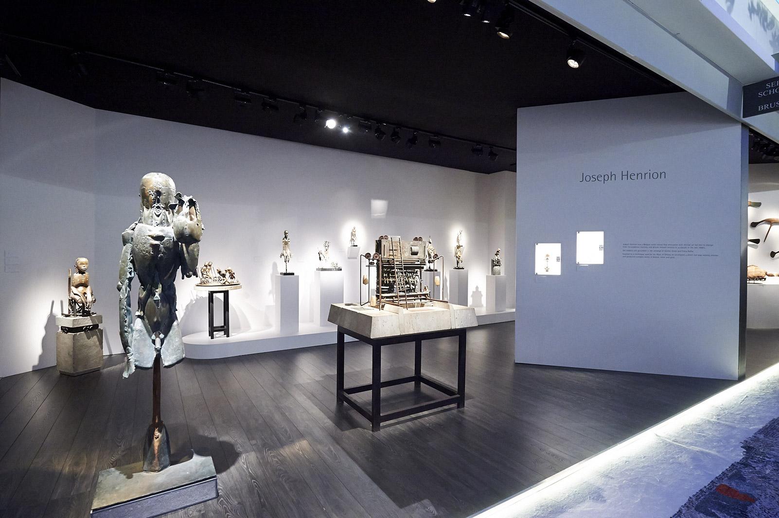 Joseph henrion 1 re partie brafa 2015 v nements for Art premier